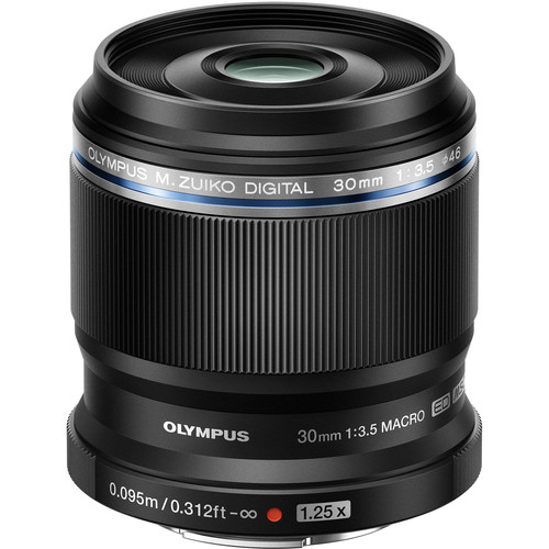 <span style='color:#dd3333;'>Hot Deal: Olympus M.Zuiko Digital ED 30mm f3.5 Macro Lens for $199</span>