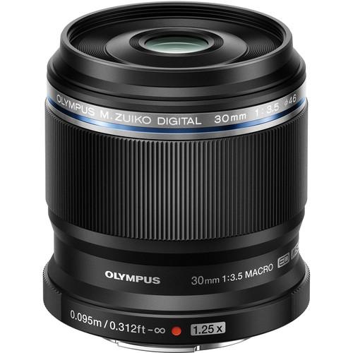 Olympus M.Zuiko Digital ED 30mm f3.5 Macro Lens