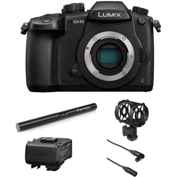 Hot Deal: $150 Off on the Panasonic GH5 with Audio Kit