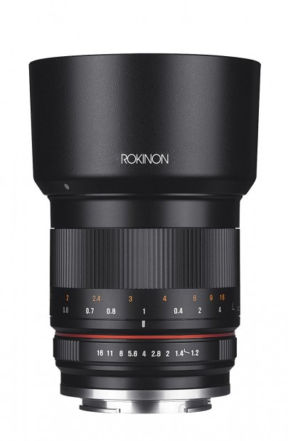 Hot Deal: Rokinon 50mm f/1.2 Lens Sony E Mount for $399