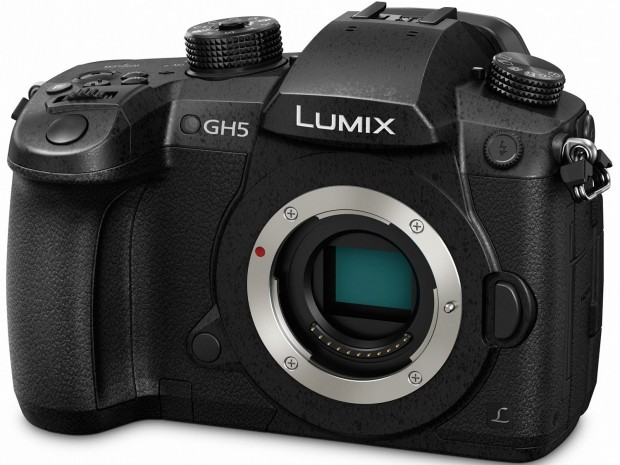 Hot Deal: $300 Off on Panasonic Lumix DC-GH5!