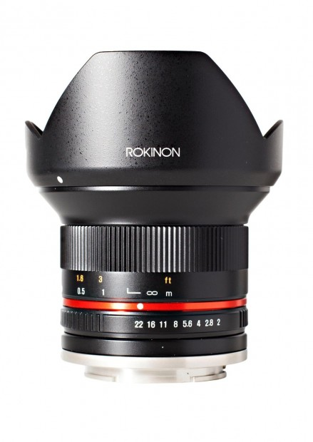 Rokinon 12mm f2.0 NCS CS Lens