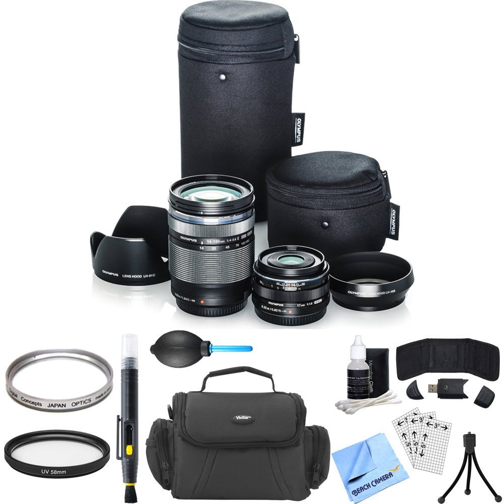 <span style='color:#dd3333;'>Hot Deal: $100 off on the Olympus Travel Lens Kit</span>