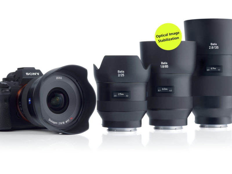 New Savings on Zeiss Batis Lenses