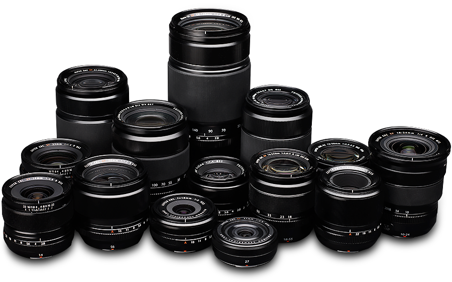 <span style='color:#dd3333;'>Hot Deals: Big Fujifilm XF Lens Deals</span>