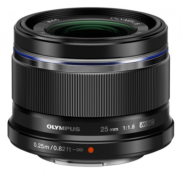 Hot Deals: Reconditioned Olympus M.Zuiko 25mm f1.8 for $199.99, 40-150mm f4.0-5.6 R for $59.99