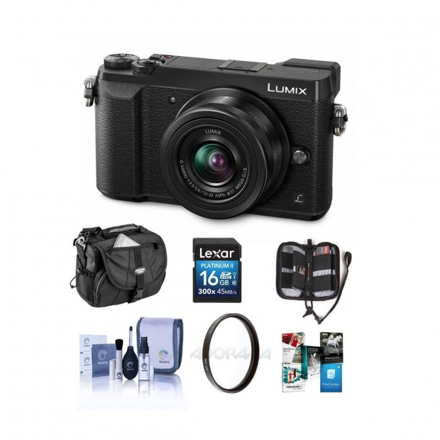 <span style='color:#dd3333;'>Hot Deal: Panasonic GX85 w/ 12-32mm & 45-150mm Lenses + $50 GC for $597.95</span>