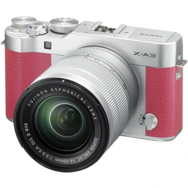 Hot Deal: FujiFilm X-A3 MAB Mirrorless Digital Camera $199!