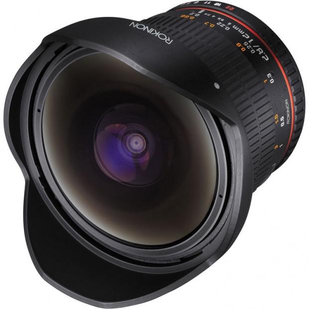 Rokinon 12mm F2.8 lens