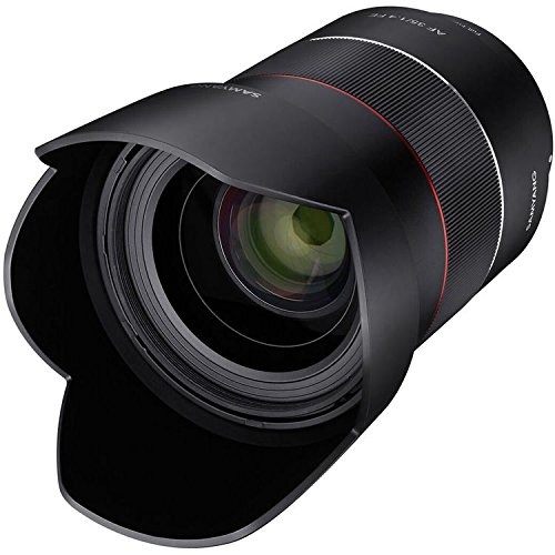 Hot Deal: Samyang AF 35mm F1.4 FE Lens for $549!