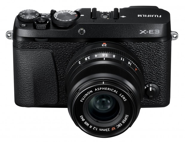 Hot Deal: Fujifilm X-E3 for only $699!