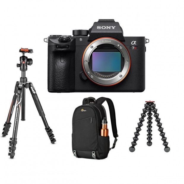 Sony a7R III With Tripod Bundle and More for $2,998