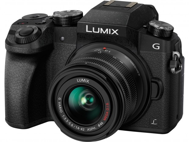 Hot Deal: Panasonic Lumix DMC-G7 with 14-42mm Lens Kit for $399.99