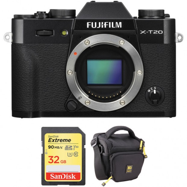 Hot Deal: Fujifilm X-T20 for $749!