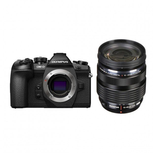 Hot Deal: Olympus E-M1 Mark II w/ 12-40mm Lens Kit for $1,999!