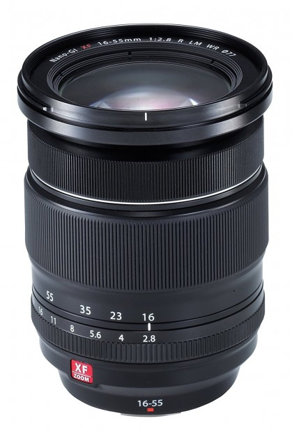 Hot Deal: Fujifilm XF 16-55mm F2.8 R LM WR Lens for $999!