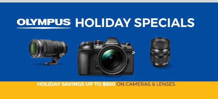 Olympus camera deals