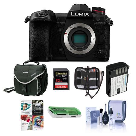 Hot Deal: $400 Off on Panaosnic Lumix DC-G9 w/ Free Accessories