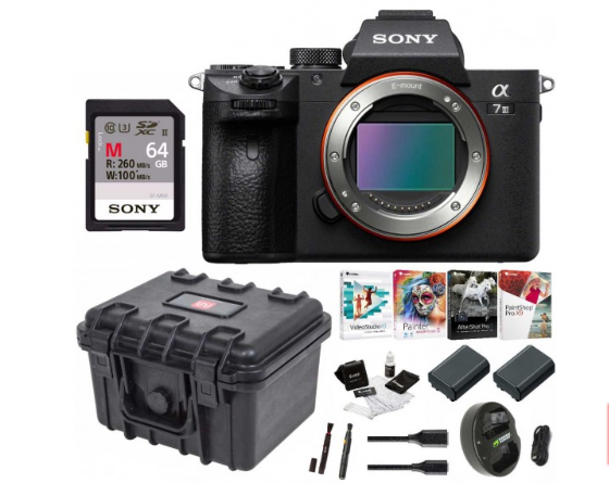 Hot Deal: Free Accessories with Sony A7 III in FocusCamera