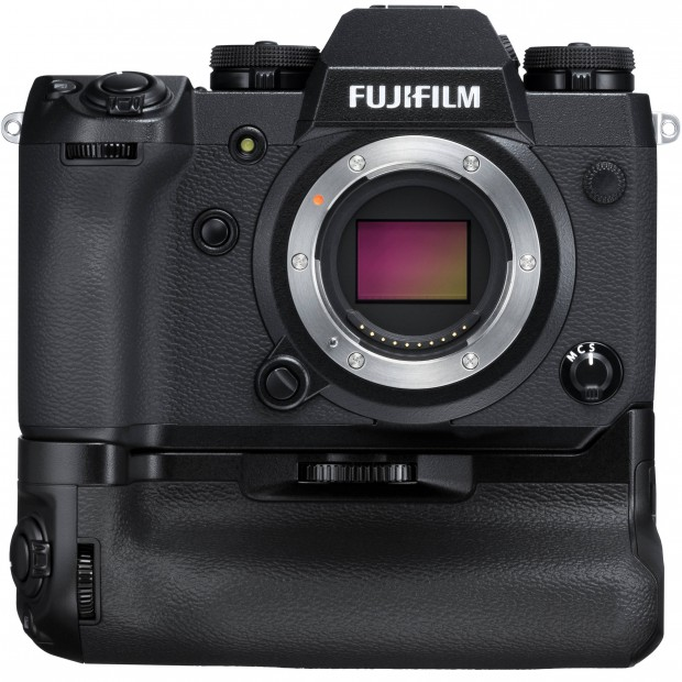 Hot Deal: Fujifilm X-H1 w/ Free Accessory for $1,299!