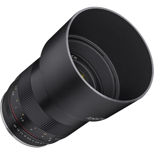 Rokinon 85mm f1.8 Manual Focus Lens