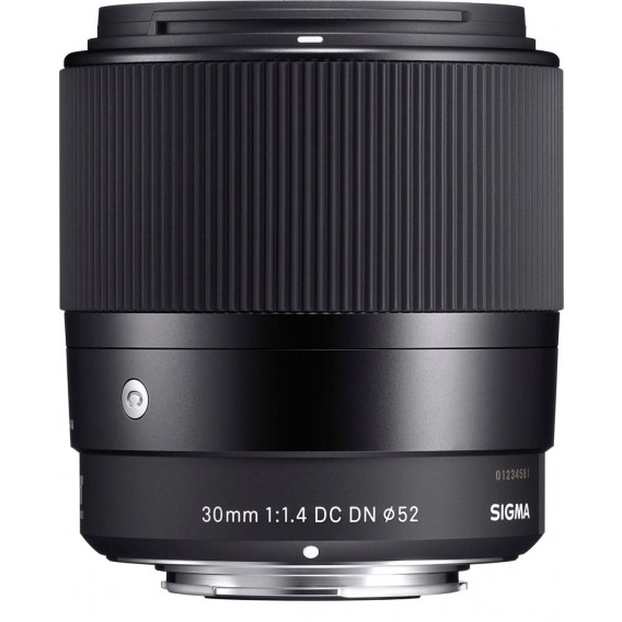 Hot Deals: Sigma Contemporary Lenses: 30mm F1.4 DC DN for $289, 16mm F1.4 DC DN for $399 and 56mm F1.4 DC DN for $429