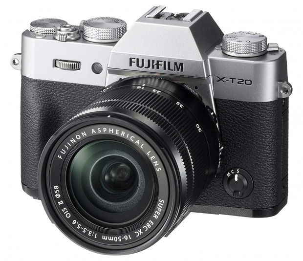 Hot Deal: Fujifilm X-T20 with 16-50mm Lens Kit for $799!