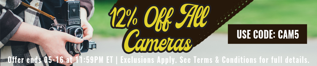 Hot Deals: 10% Off on All Used Sony Cameras at Keh.com