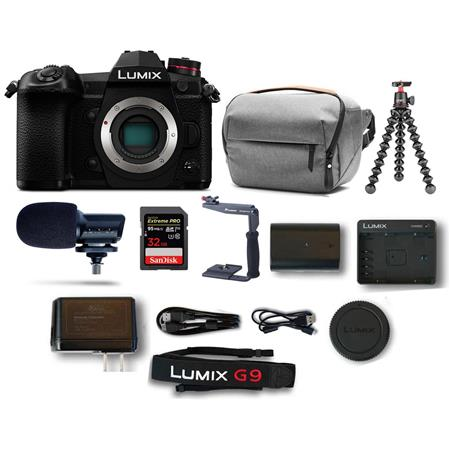 Panasonic G9 deal
