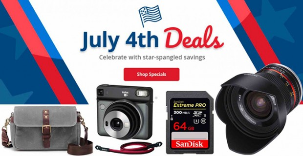 B&H Launched The 4th of July Deals
