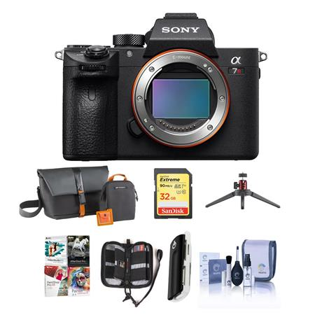Hot Deal: Sony A7R III w/ Free Accessories Kit for $2,498!