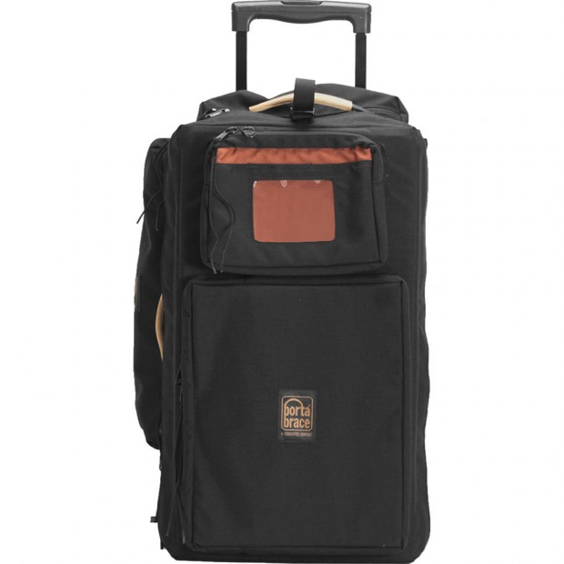Hot Deal: Porta Brace Wheeled Rigid Frame DSLR Case for $249.72