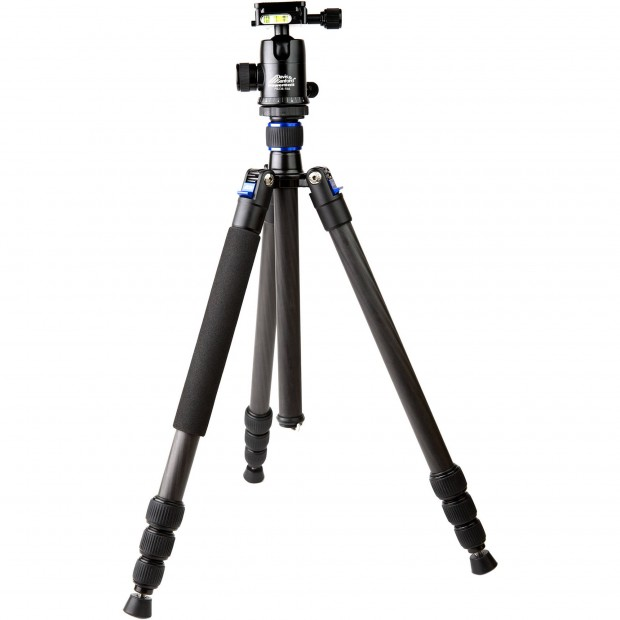 Hot Deal: Davis & Sanford Traverse Carbon Fiber Grounder Tripod With Ball Head for $89.99