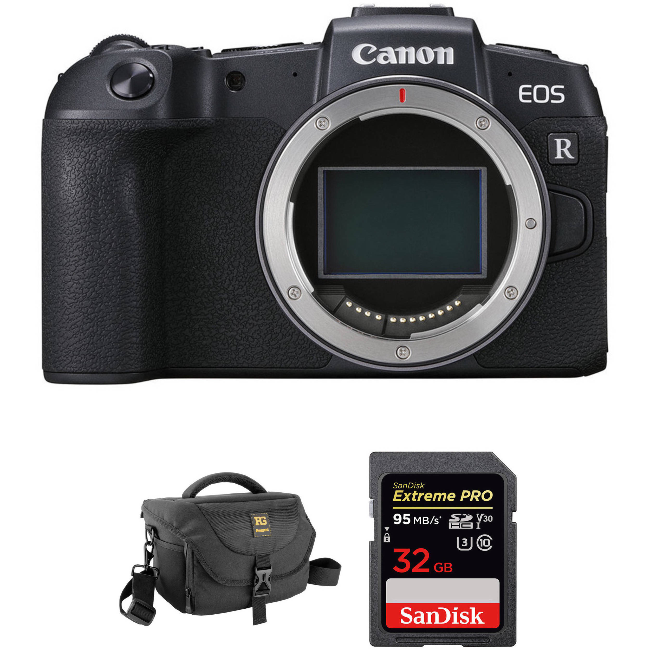 2019 Canon EOS RP Black Friday & Cyber Monday Deals