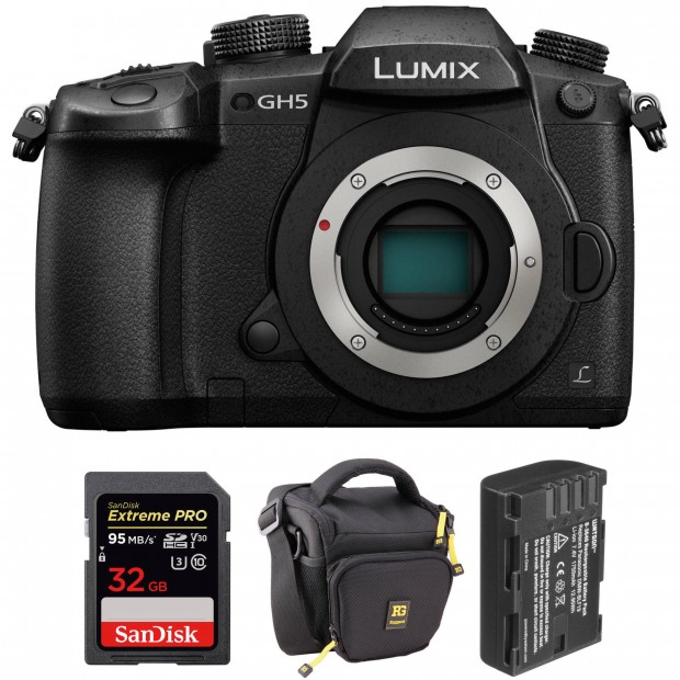 2019 Panasonic GH5 Black Friday & Cyber Monday Deals