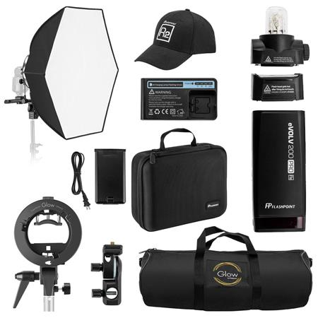 Hot Deal: Flashpoint eVOLV 200 Pro TTL Pocket Flash Exclusive HexaPop Kit for $349!