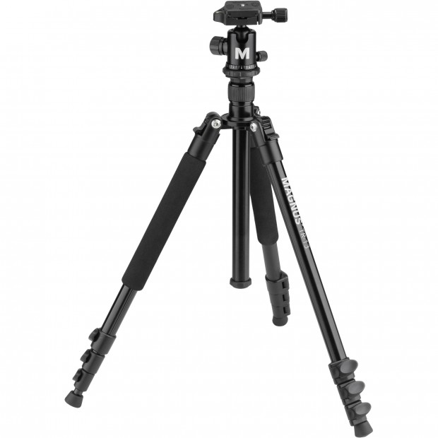 Hot Deal: Magnus TR-13 Travel Tripod with Dual-Action Ball Head for $39.95