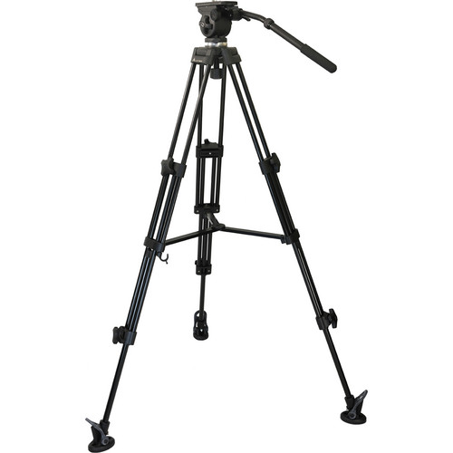 Hot Deal: E-Image EK50AAM Fluid Drag Video Head and Tripod for $119.95