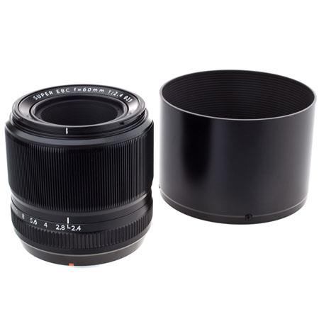 Hot Deal: Fujifilm XF 60mm f/2.4 R Macro Lens+$200 Adorama Gift Card for $649 at Adorama!