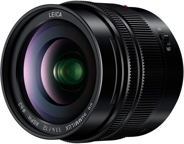 Hot Deal: Panasonic Leica DG Summilux 12mm F1.4 ASPH Lens for $772.99 at Amazon!