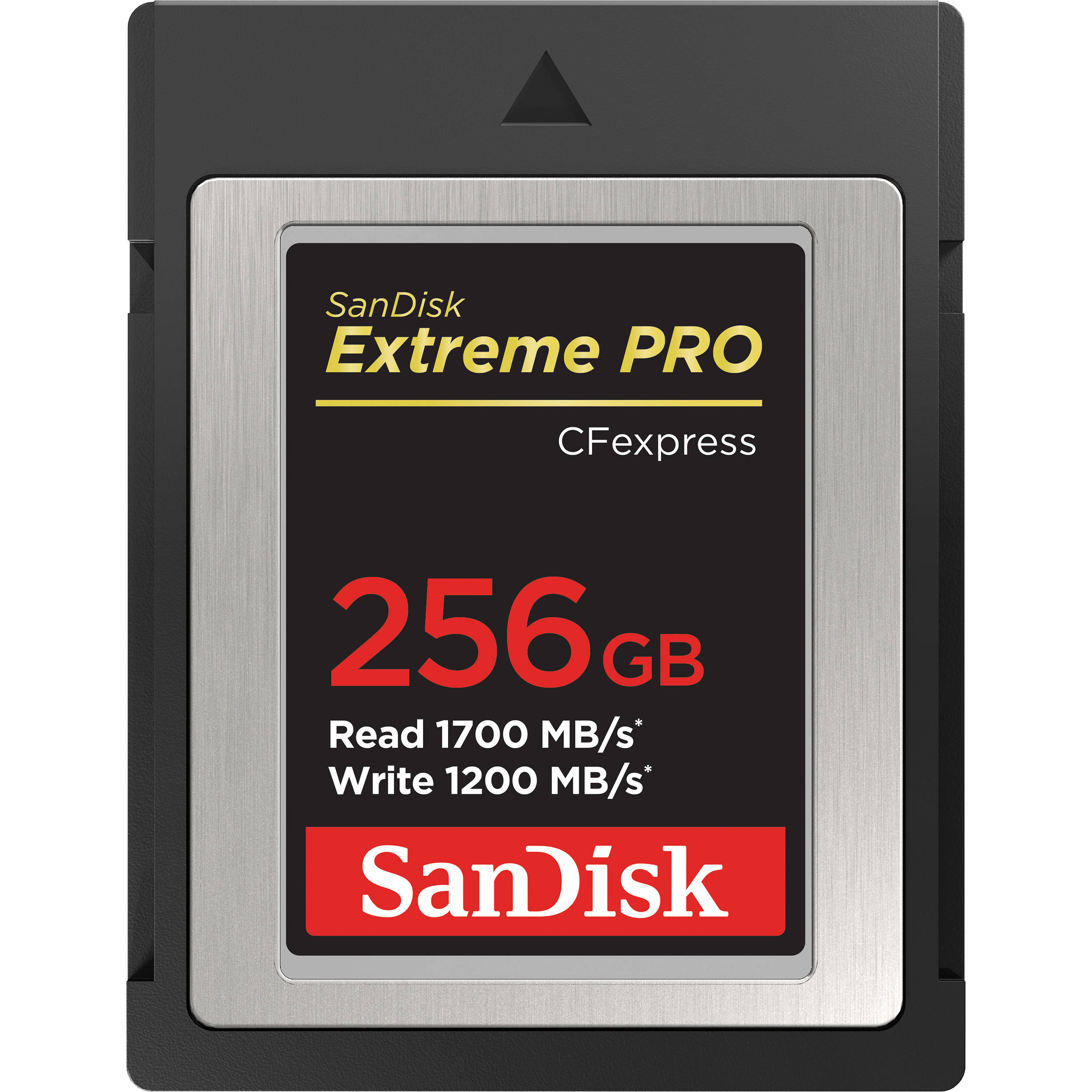 Hot Deal: $50 Off on SanDisk 256GB Extreme PRO CFexpress Card at B&H