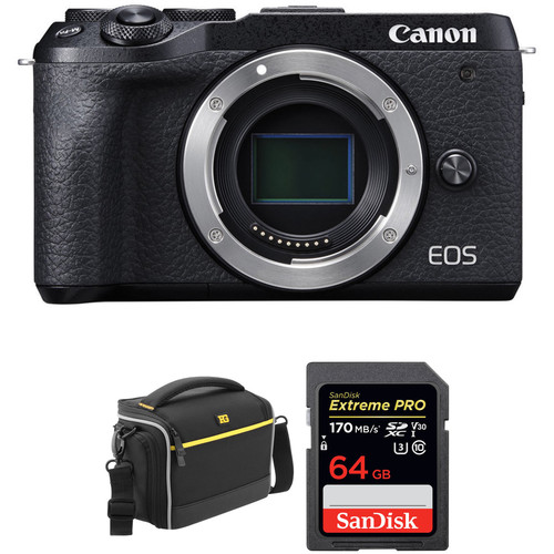 Hot Deal: Canon EOS M6 Mark II for $799!