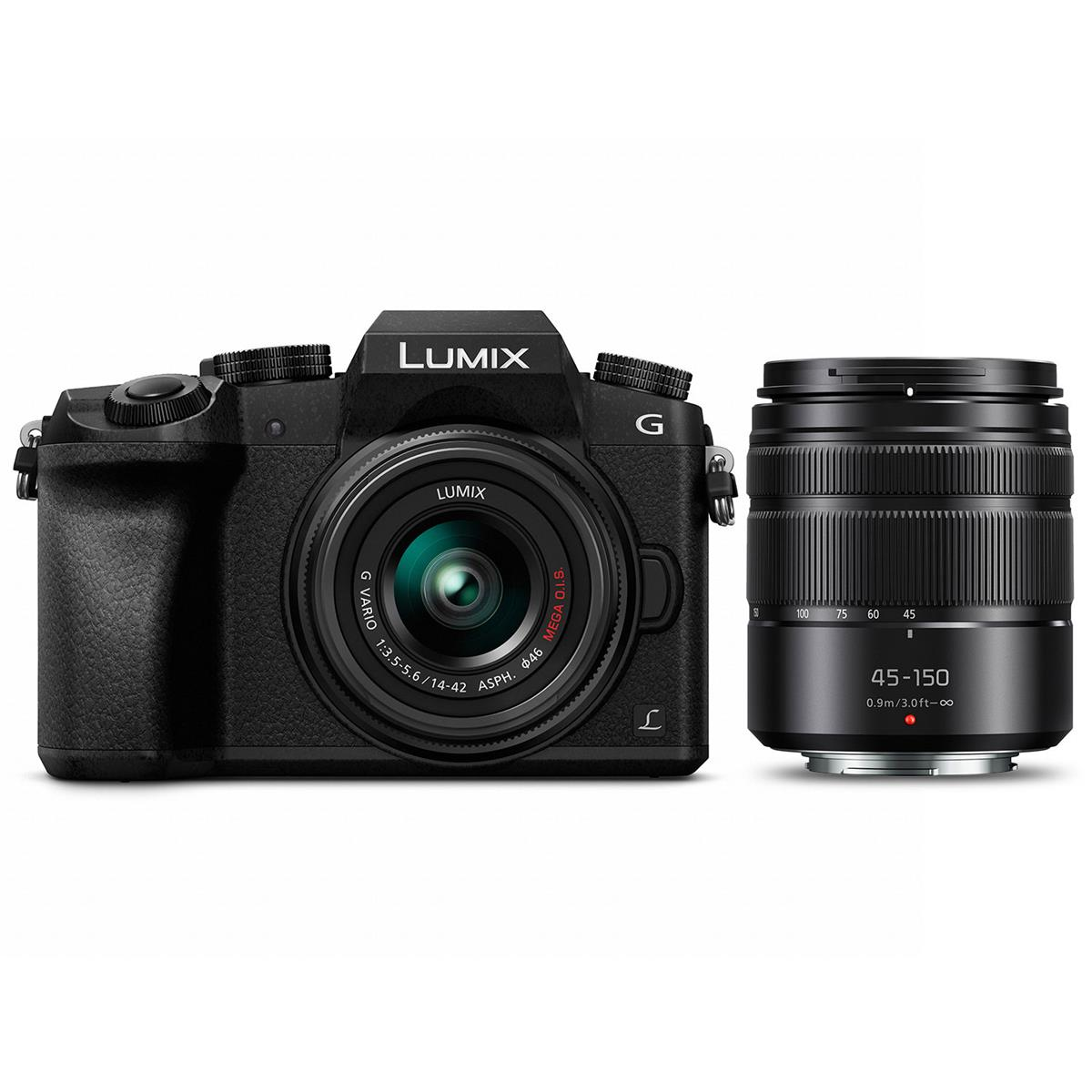 Hot Deal Back: Panasonic DMC-G7 with Two Lenses Kit for $497.99!