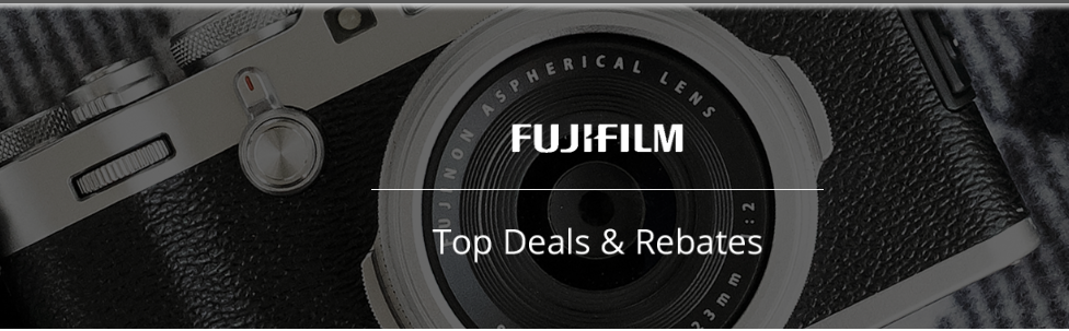 2020 Hot Spring Deals: Up to $1,000 Savings on Fujifilm X/GFX Gear in USA