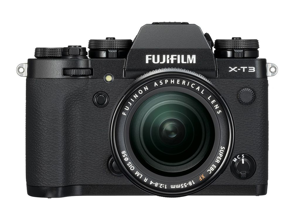 Hot Deal: Fujifilm X-T3 w/18-55mm for $1,399.95!