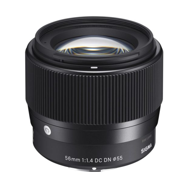 Hot Deal: Sigma 56mm F1.4 DC DN Contemporary Lens for Sony E for $339!