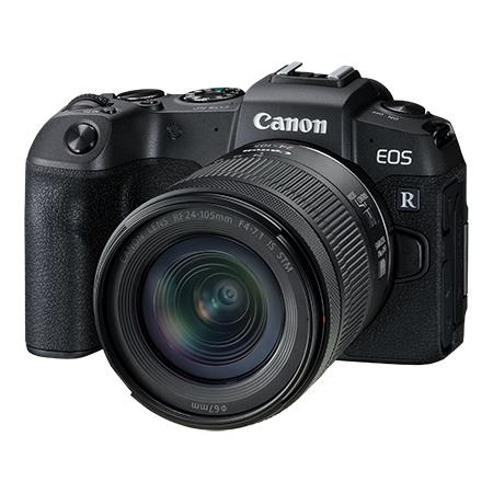 Hot Deal: Canon EOS RP with RF 24-105mm F4-7.1 IS STM for $999!