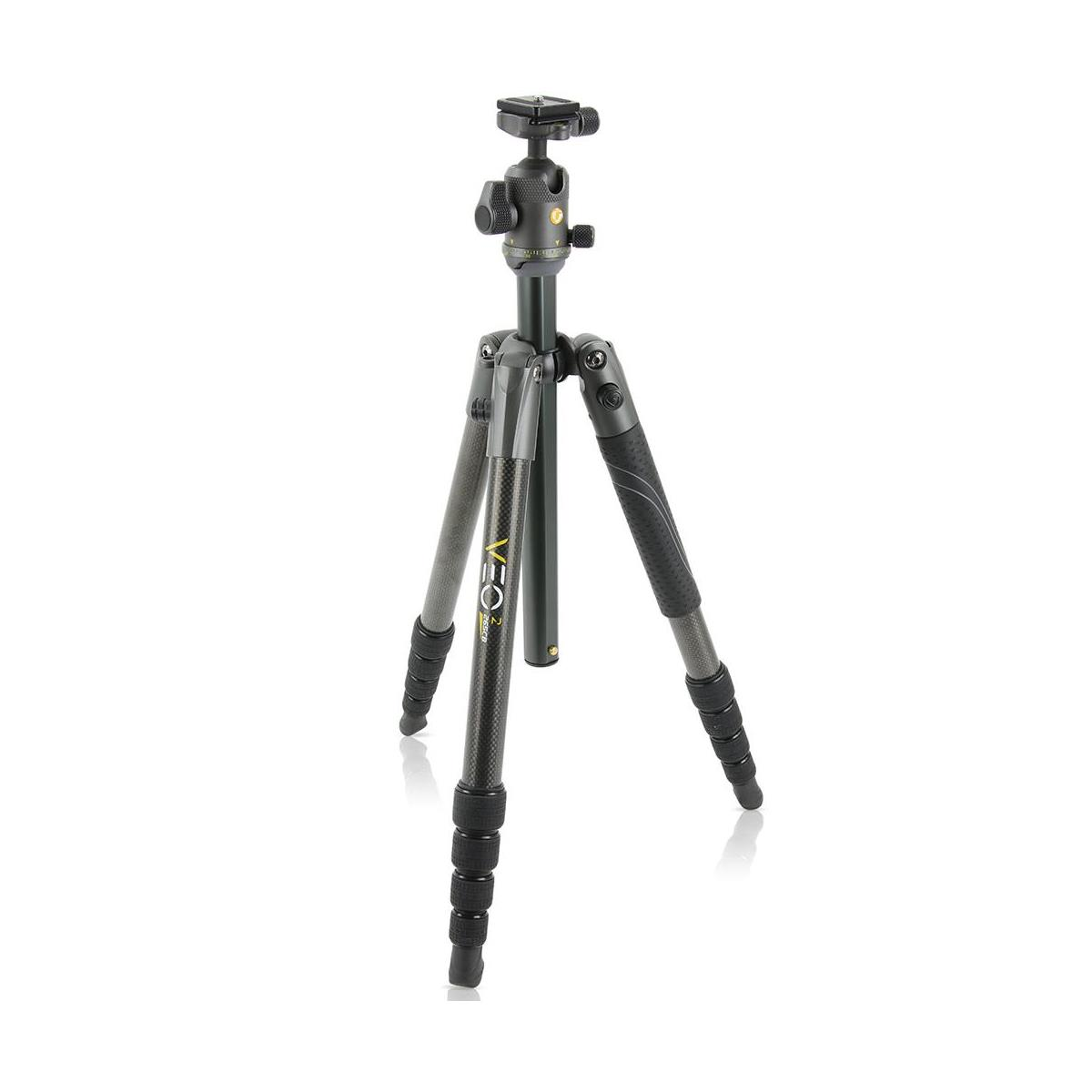 Hot Deal: Vanguard 265CB Carbon Fiber Tripod for $124.95
