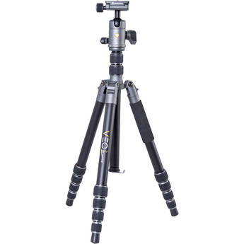 Hot Deal: Vanguard VEO 2 GO 265HABM Aluminum Tripod/Monopod with T-50 Ball Head for $99.99