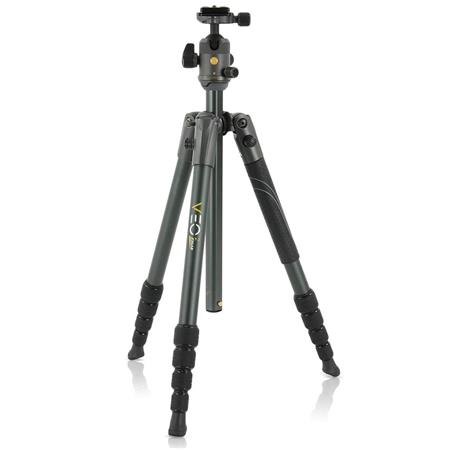 Hot Deal: Vanguard VEO 2 235AB 5 Section Aluminum Tripod for $64.95!